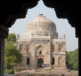 Sheesh Gumbad As Seen From Bara Gumbad