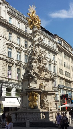 Graben Fountain