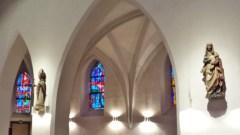 Ruprechtskirche Side Aisle