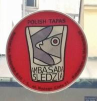 Ambasada Sledzia