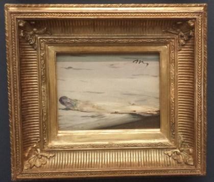 Asparagus by Edouard Manet
