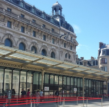 Musee d'Orsay Exterior