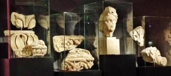 Sculptural Remnants from Medieval Ile de la Cite