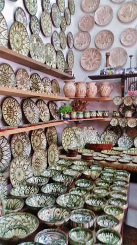 Ceramic Plates - Courtesy of Therese Steen