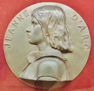 Jeanne d'Arc Medallion