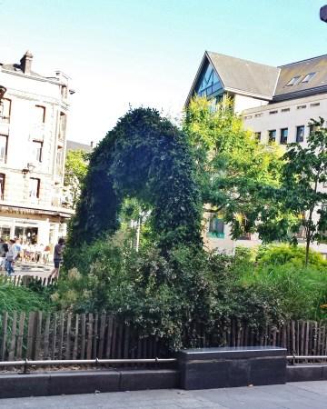 Place de la Pucelle Rouen