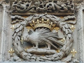 Porcupine King on Hotel de Bourgtheroulde