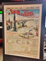 Antique Pleasure Cruise Poster