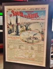 Antique Pleasure Cruise Poster