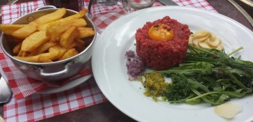 L'Espiguette Beef Tartare
