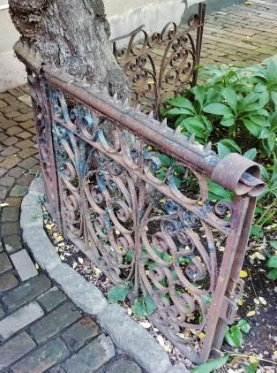 Albert's Garden Wrought Iron