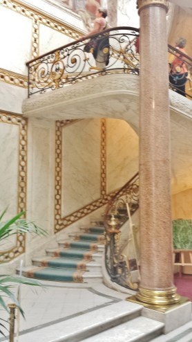 Grand Staircase in Musee Jacquemart-André