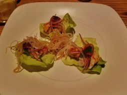 Lobster Butter Lettuce Salad