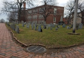 Copp's Hill Burial Ground