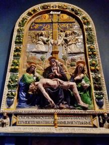 Lamentation of Christ by Giovanni della Robbia