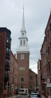Old North Church Exterior