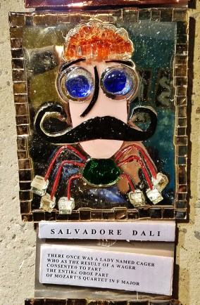 Salvador Dali and Limerick