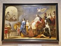 Triumph of the Winter Queen by Gerrit van Honthorst