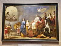 Triumph of the Winter Queen by Gerrit van Honthorst