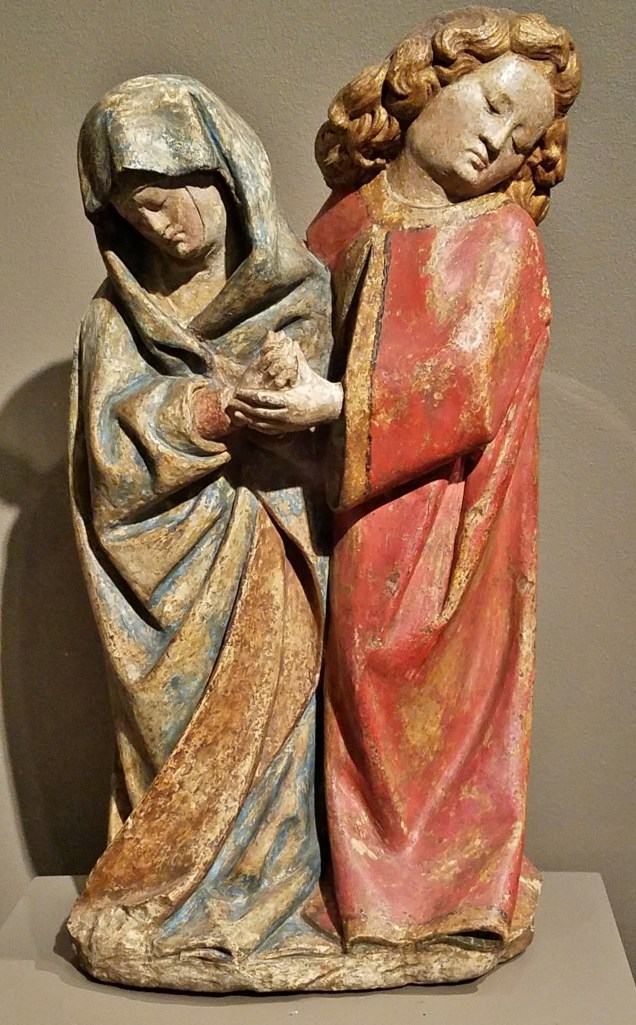 The Virgin and St. John (15th Century)