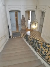 Musee des Beaux Arts Looking Down the Stairs