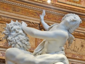 The Abduction of Proserpine by Bernini Proserpine and Pluto