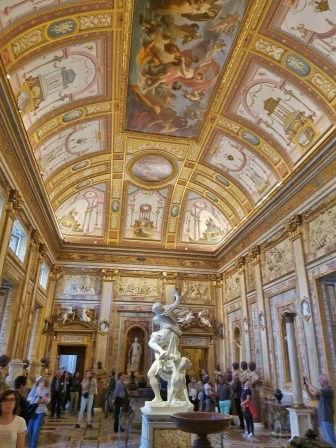 The Abduction of Proserpine by Bernini and its Gallery