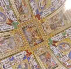 Ceiling of Room in Palazzo Corsini