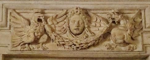 Ornament in Santa Maria Maggiore