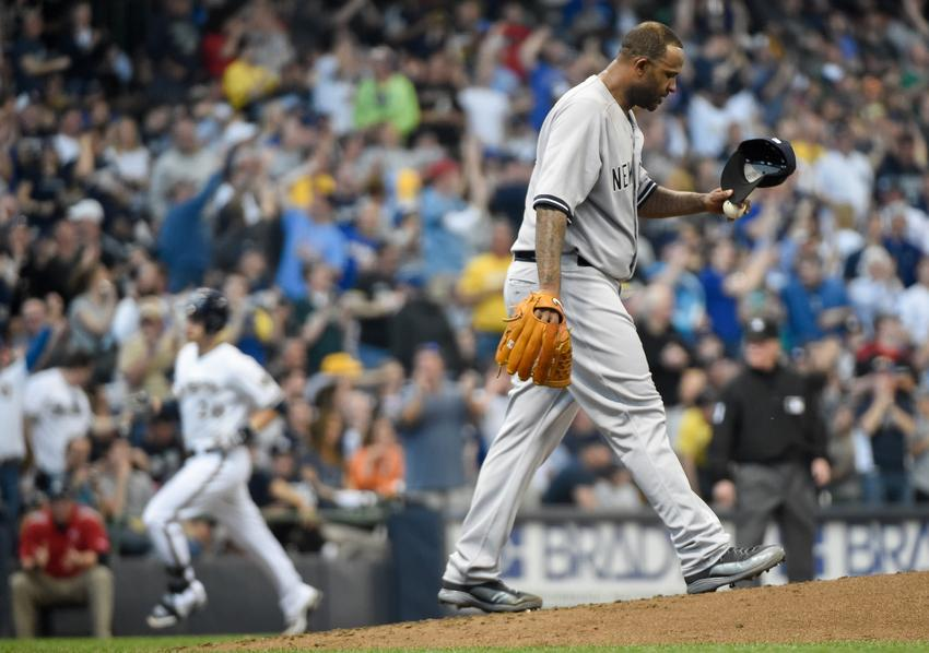 Image result for brewers yankees