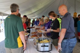 We served 6,200 hungry people at the 2016 Breakfast!