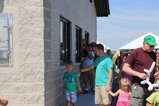 Fun for the whole family at Pagel's Ponderosa Dairy - 2016 Breakfast Hosts