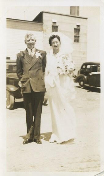 Lawrence & Magdalene Junion (4th Generation)