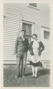 John & Josephine Deprey (Magdalene Junion's parents; she's 4th generation Junion Homestead Farm)