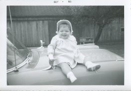 Peggy Junion - 14 months old (5th generation Junion Homestead Farm)