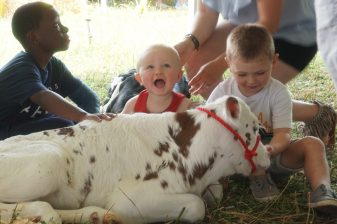 There is so much love and excitement surrounding the farm!