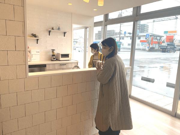リクシル ショールーム、キッチン検討