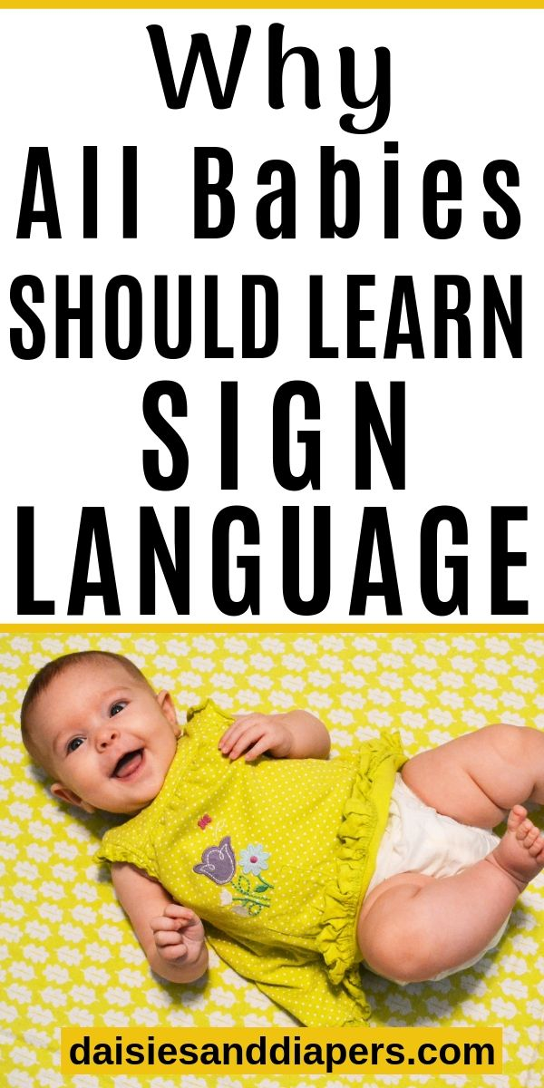 baby sign language tips