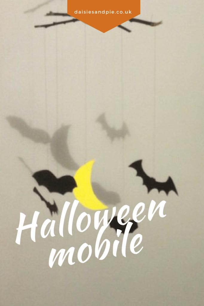 Bat mobile for Halloween