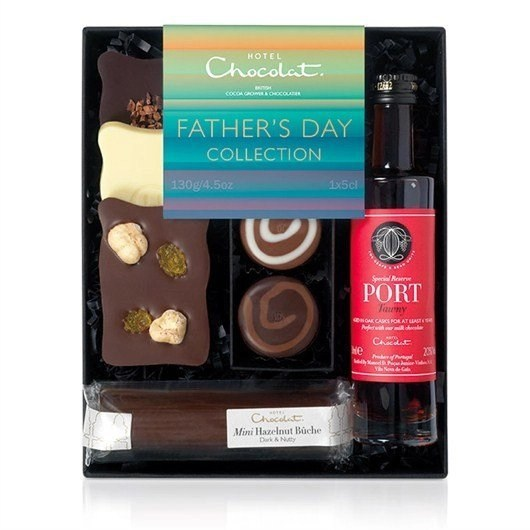 Hotel Chocolat Father's Day Collection Giveaway
