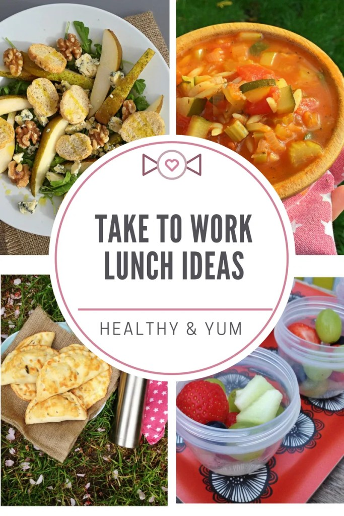 Take to work lunch ideas