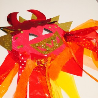 chineses dragon mask instructions, chinese dragon mask craft for kids, chinese new year crafts for kids