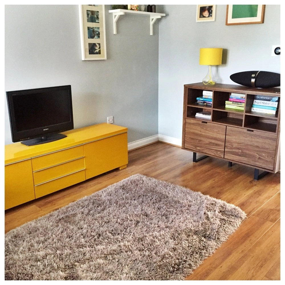 Logan small sideboard from Next, retro sideboard, retro living room, home style from daisies and pie