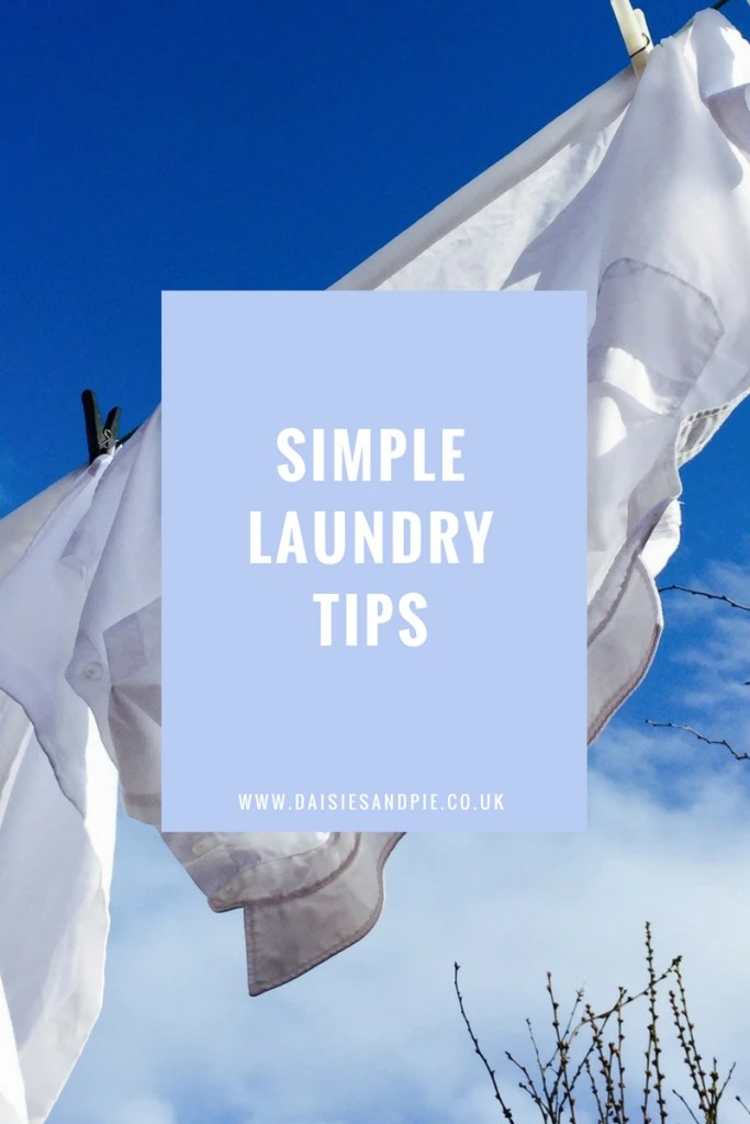 Handy little laundry tips with Ecover