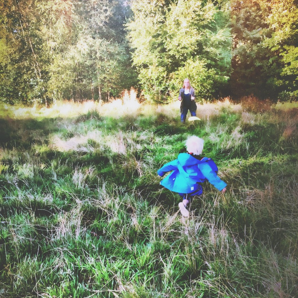 5 fun ways to exercise with the kids