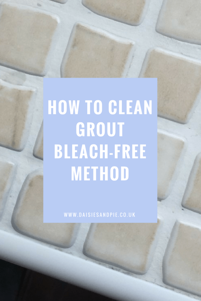 How to clean grout without using bleach, natural way to clean grout, eco cleaning tips, homemaking tips
