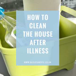 how to clean the house after illness, cleaning tips, homekeeping tips