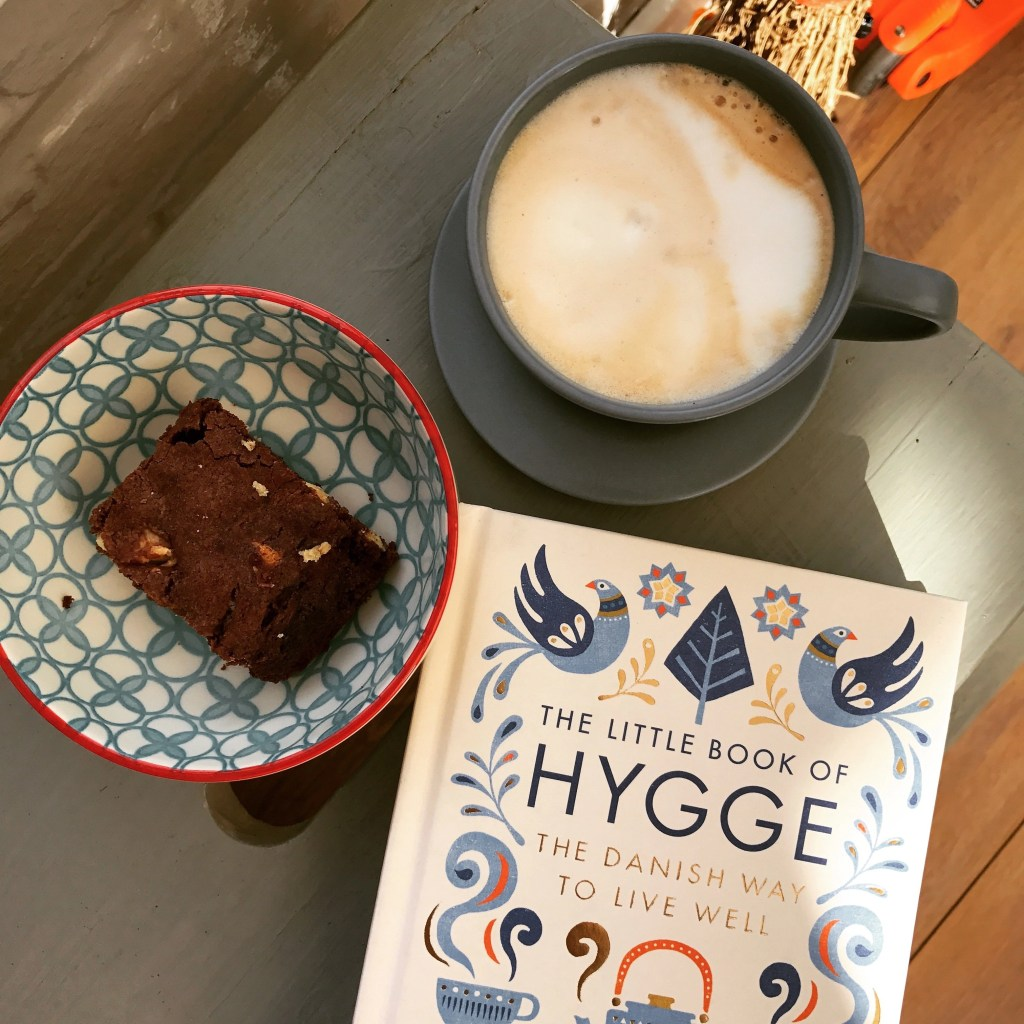 Getting my hygge on