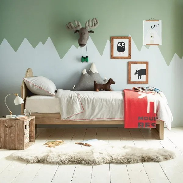 Creating a cosy bedroom for kids