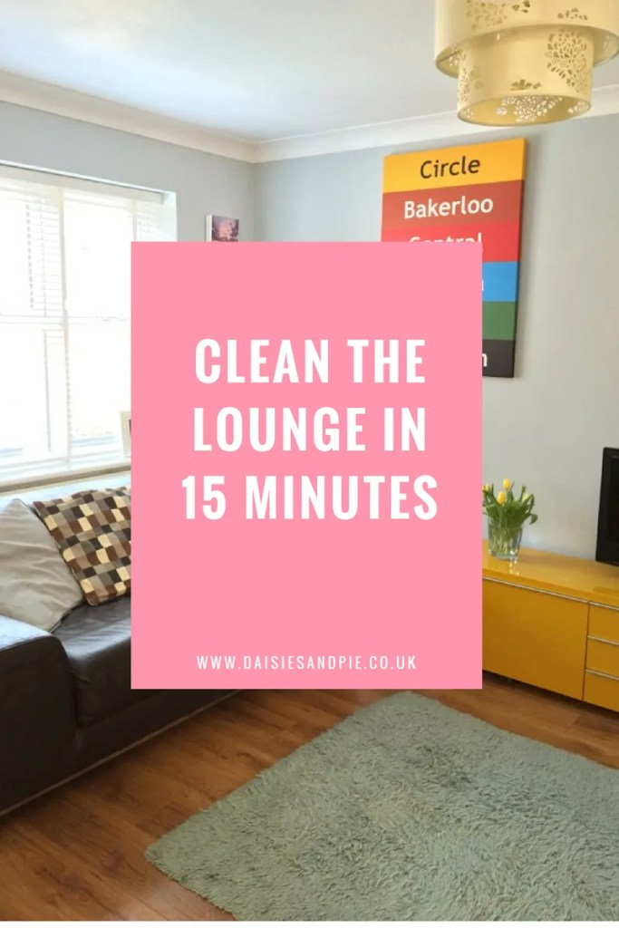 How to clean the lounge in 15 minutes, homemaking tips, cleaning tips